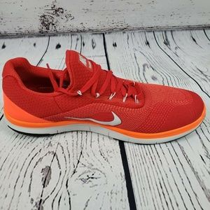 Nike Shoes - Nike Free Trainer V7 Cross Training Crimson Red